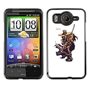 // PHONE CASE GIFT // Duro Estuche protector PC Cáscara Plástico Carcasa Funda Hard Protective Case for HTC G10 / Elm Street Killer /