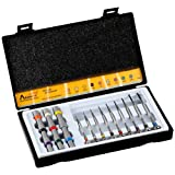 Optima 55-633 Nine Screwdriver Set with Spares Watch Repair Kit