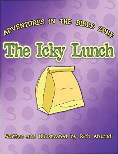 Book The Icky Lunch