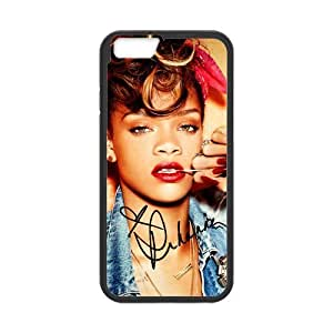 Rihanna Inspiration Design Solid Rubber Customized Cover Case for iPhone 6 4.7