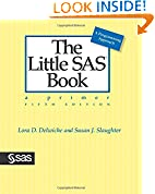 #4: The Little SAS Book: A Primer, Fifth Edition