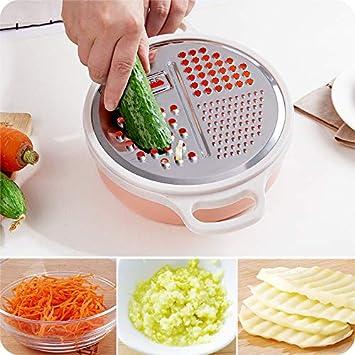 Rallador de queso hecho a mano para verduras, cuenco ...