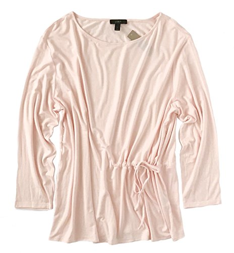 J Crew - Women's Side-Waist Tie Tee (X-Large, Pale for sale  Delivered anywhere in USA