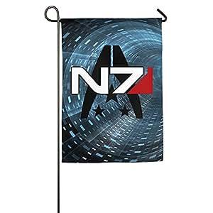 Masa efecto N7Gorgeous demostración bandera