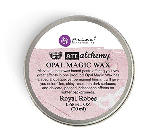 Prima Marketing Art Alchemy-Opal Magic Wax-Royal Robes