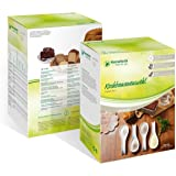 Hanneforth farina di platano, 1 kg (2x500g) | senza glutine | senza additivi | Plantain Flour