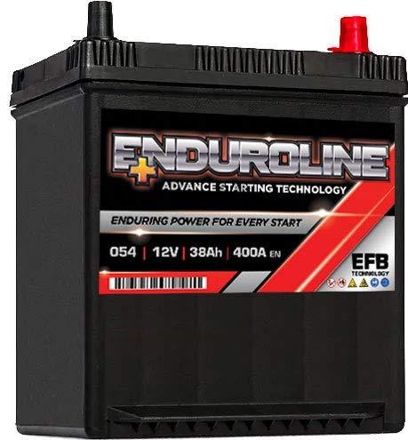 054 EFB Enduroline Start Stop Car Battery:
