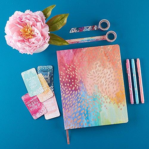 Erin Condren Designer Hardbound Life Planner 8x10 - Undated Calendar & Weekly Planner, Vertical Layout