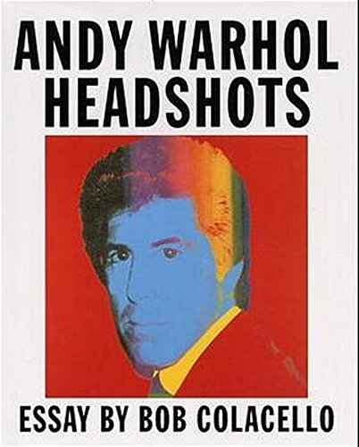 Andy Warhol: Headshots