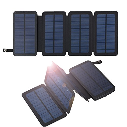 Portable Solar Chargers For Camping - 5