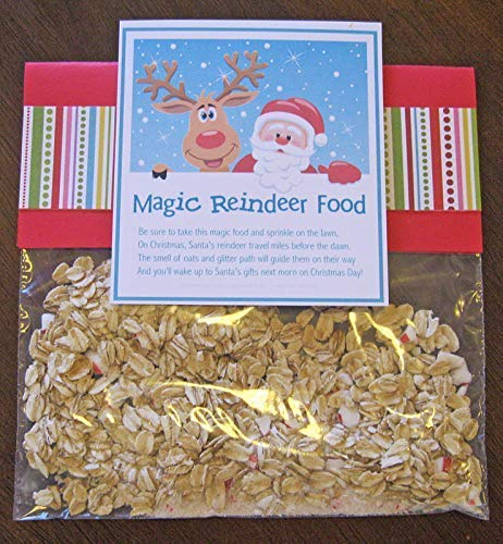 MAGIC REINDEER FOOD ()