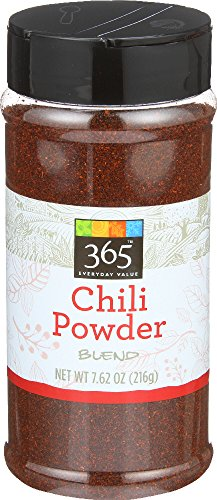365 Everyday Value, Chili Powder Blend, 7.62 Ounce