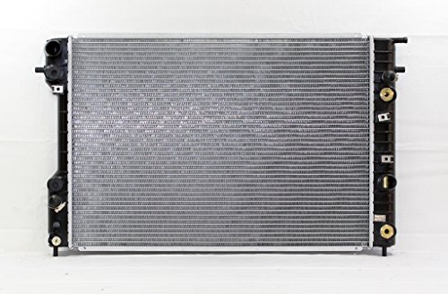- Radiator - Pacific Best Inc For/Fit 2595 00-01 Cadillac Catera V6 3.0L Plastic Tank Aluminum Core
