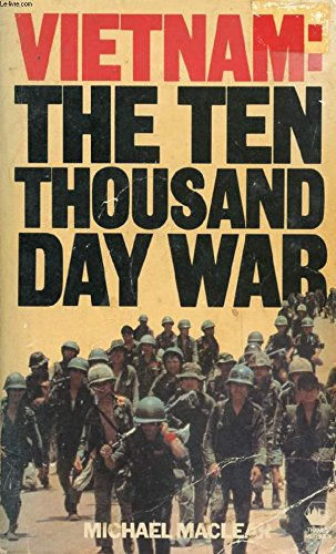 Ten Thousand Day War: Vietnam: 1945-1975 by Avon Books