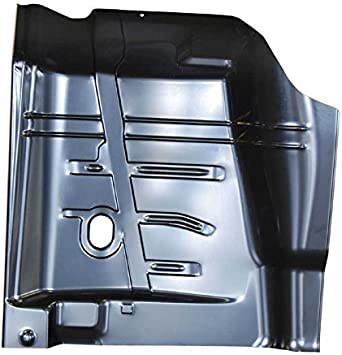 MADE IN USA 64-67 GM A BODY Front LH Floor Pan