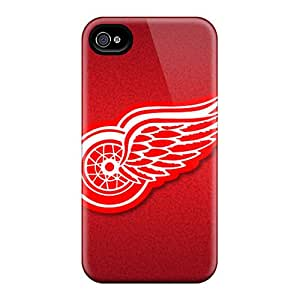 Iphone 6 Dyo11367KMdP Customized Fashion Detroit Red Wings Pattern Best Hard Cell-phone Case -ErleneRobinson