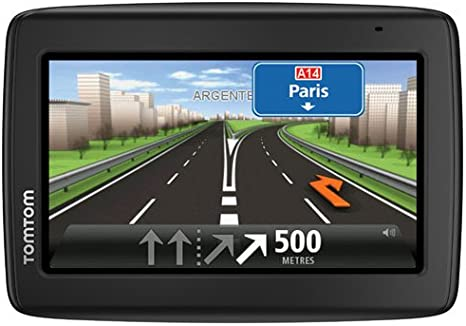 """TomTom Start 42 Sat Nav 4.3/"""" Screen Lifetime Western Europe Maps"""