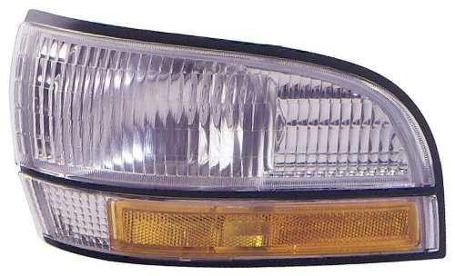 Depo 332-1540R-UST Buick LeSabre/Park Avenue Passenger Side Replacement Side Marker Lamp Unit