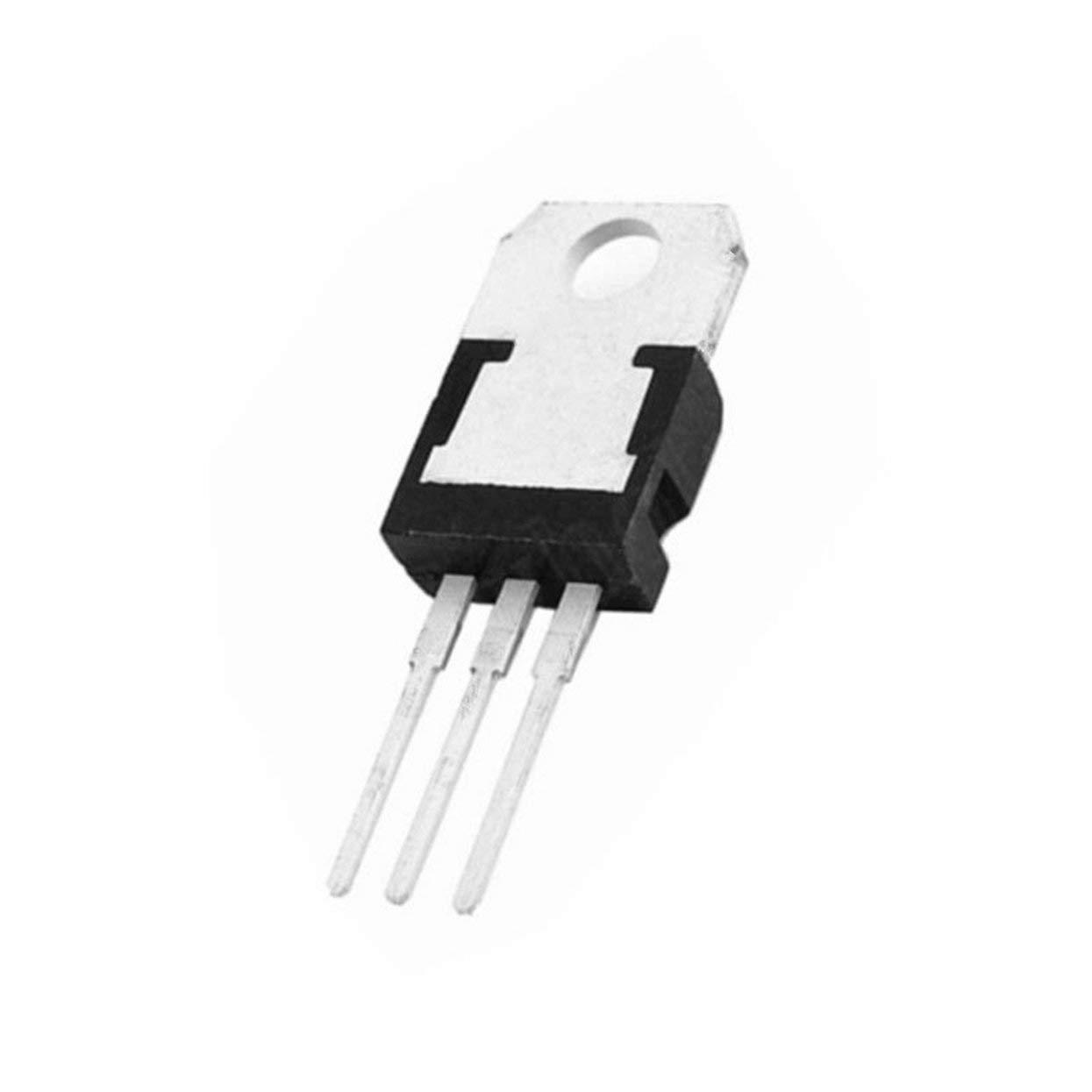 positive voltage regulator diy L7809cv l7809 st voltage regulator 9v 1,5a