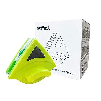 Baffect Inicio Lateral Doble magnético Ventana Limpiador Tanto de Cristal Lado de la Superficie Herramientas Cepillo