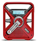 Best Emergency Weather Radios - American Red Cross FRX3 Hand Crank NOAA AM/FM Review