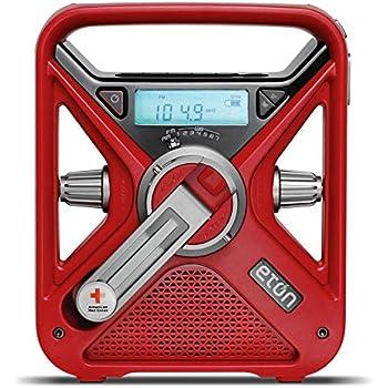 Amazon Com Eton All Purpose Weather Alert Radio Frx4