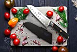 "DALSTRONG Santoku Knife - 7"" - Phantom Series"