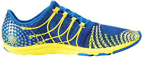 888098162721 - New Balance Men's MR00 Minimus Road Running Shoe,Blue/Yellow,11.5 D US carousel main 6