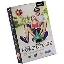 CyberLink PowerDirector version 14 Simplified Video Editing Software