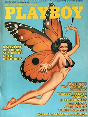 Image result for playboy cover butterfly