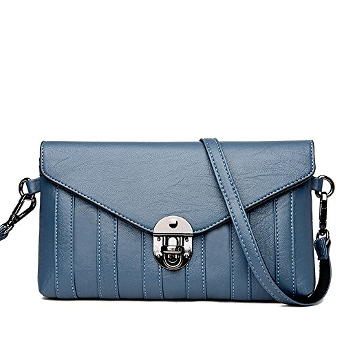 Handbag Fashion Bag E Lady Shoulder Packet Bag Bag Lock Envelope Messenger UOXdRSdqYw