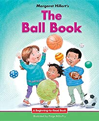 The Ball Book (Beginning-To-Read Books)