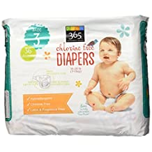 365 Everyday Value Diapers Size 3, 36 Count