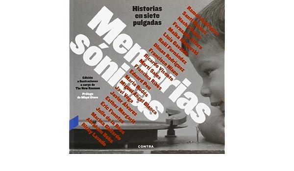 Memorias Sónicas. Historias En Siete Pulgadas: Amazon.es ...
