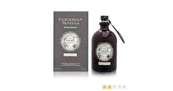 Victor Caribbean Vainilla Original Agua de Colonia - 100 ml: Amazon.es: Belleza