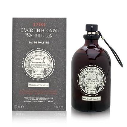 Victor Caribbean Vainilla Original Agua de Colonia - 100 ml
