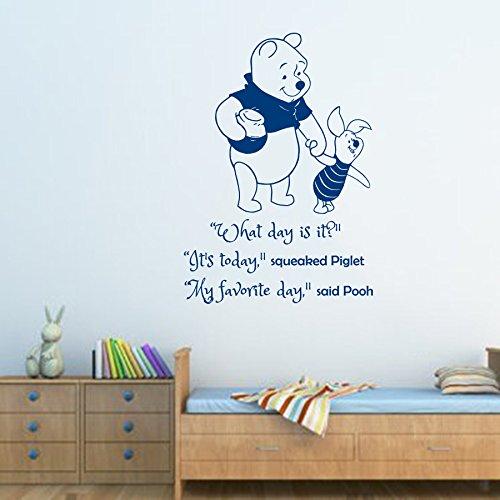 Winnie Pooh Lieblingstag
