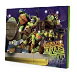 Nickelodeon Teenage Mutant Ninja Turtles LED Canvas Wall Art, 15.75-Inch x 11.5-Inch Picture
