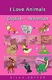 I Love Animals English - Armenian