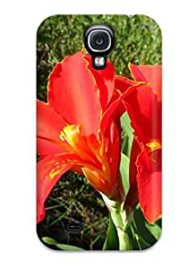 Premium Durable Flower Fashion Tpu Galaxy S4 Protective Case Cover