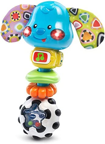VTech Rattle Puppy Frustration Packaging product image