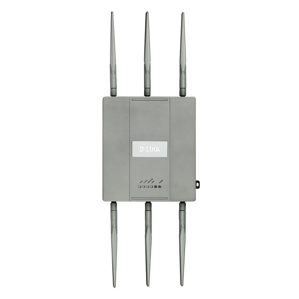 D-Link Systems Wireless AC1750 Simultaneous Dual Band Plenum-Rated PoE Access Point (DAP-2695) by D-Link (Image #4)