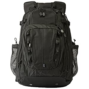 5.11 COVRT18 Tactical Covert Military Backpack, Large Assault Rucksack Pack, Style 56961, Black