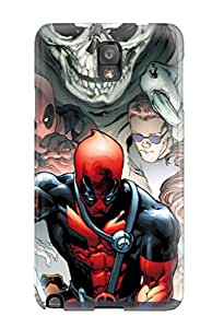 For Galaxy Note 3 Tpu Phone Case Cover(deadpool)