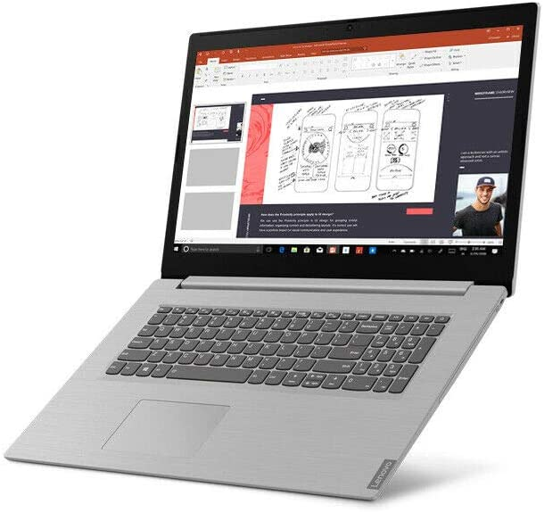 2019 Newest Lenovo High Performance PC Laptop: 17.3 HD Display, 8th Gen Intel Quad-Core i5-8265u Processor, 16GB Ram, 512GB SSD, WiFi, Bluetooth, DVDRW, USB-C, HDMI, Webcam, Dolby Audio, Windows 10