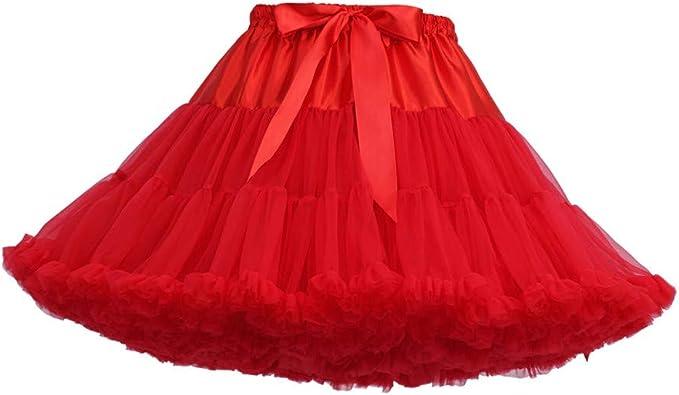 Miss Fortan Skirt - Falda - Globo - para Mujer V Talla única ...