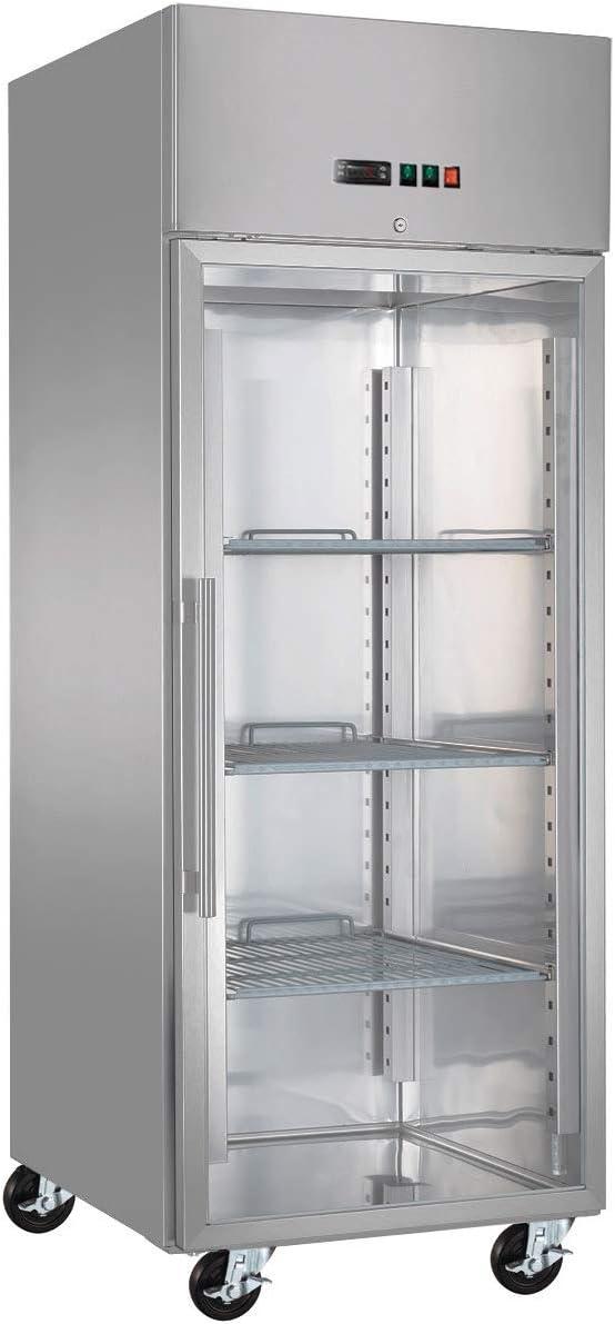 Frigorífico para congelación Eco – 0,74 x 0,83 m – con 1 puerta de ...