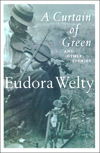 A Curtain of Green: And Other Stories (Harvest/HBJ Book) by [