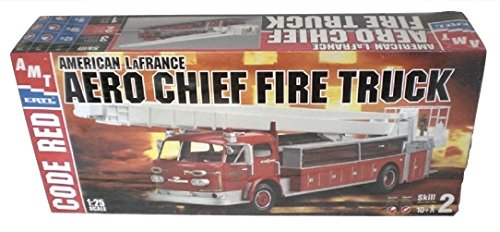 (Aero Chief Fire Truck American LaFrance AMT Ertl Model kit 1:25)