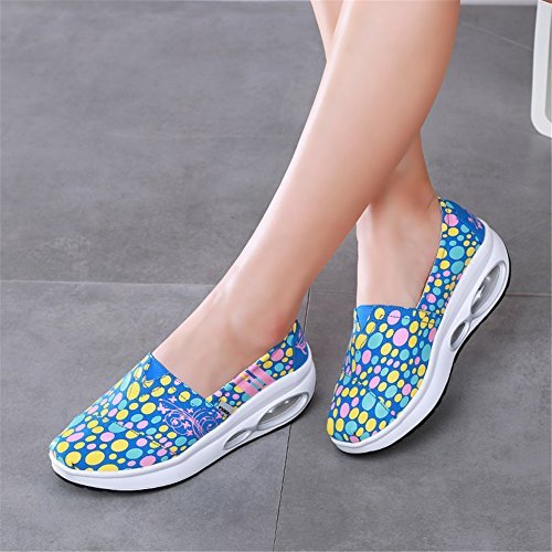 Spring On Summer Zapatos Shake perezosos Zapatos de Fitness mujer SHINIK Segundo Zapatos Slip Suave Nuevo casuales Zapatos zvT0vnqI